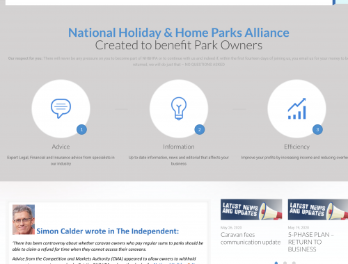 nhhpa national holiday and home park alliance